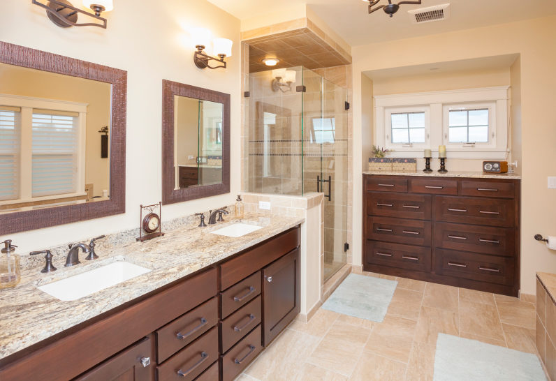 4 Tips for Selecting Your Bathroom Flooring
