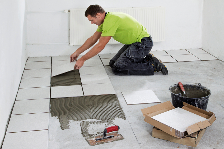 Tile Installation 101