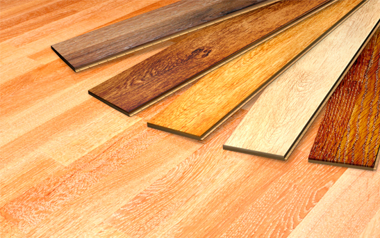 Touching up Laminate Flooring
