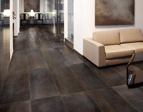 Iron-floor