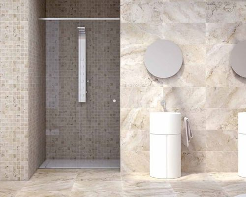 General Ceramic Tile Scabos Silver Flooring Hq Store