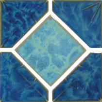 Aquatica Diamond Reflection - Gulf Blue