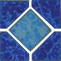 Aquatica Diamond Reflection - Pacific Blue
