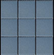 Aquatica Unglazed – Blue