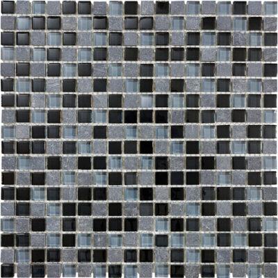 FLT Bliss Mosaic - Black Timber