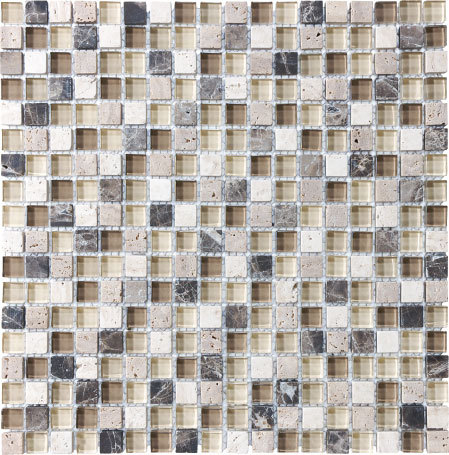 FLT Bliss Mosaic - Cappucinno