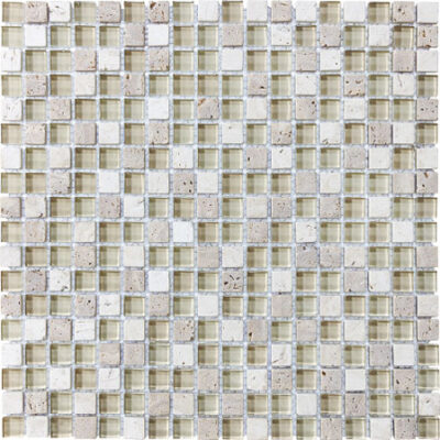 FLT Bliss Mosaic - Creme Brulee