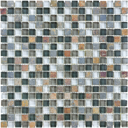 FLT Bliss Mosaic - Smoky Mica