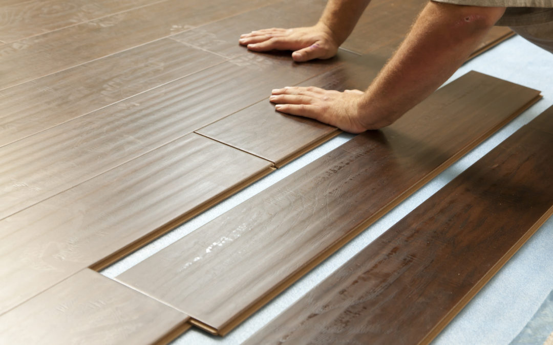 How to Install Laminate Flooring on Your Own (DIY)