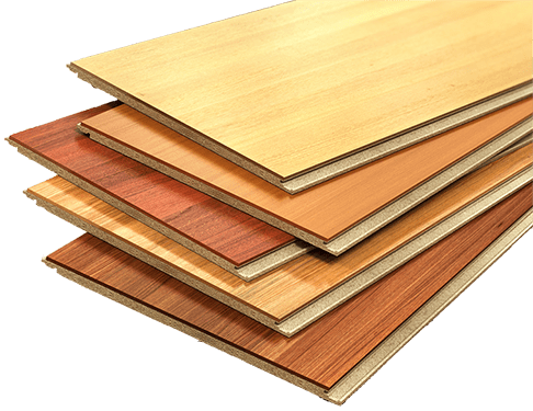 Flooring Planks Stacked
