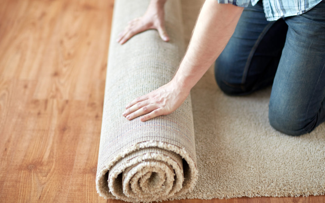 How To Get Rid of New Carpet Smell