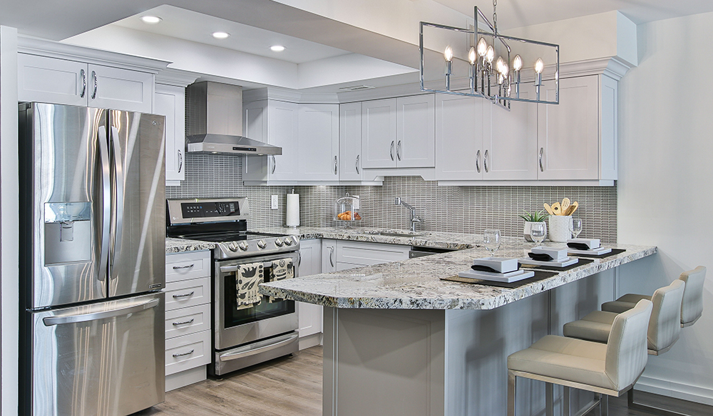 Home and Large Kitchen Renovation Spending on the Rise